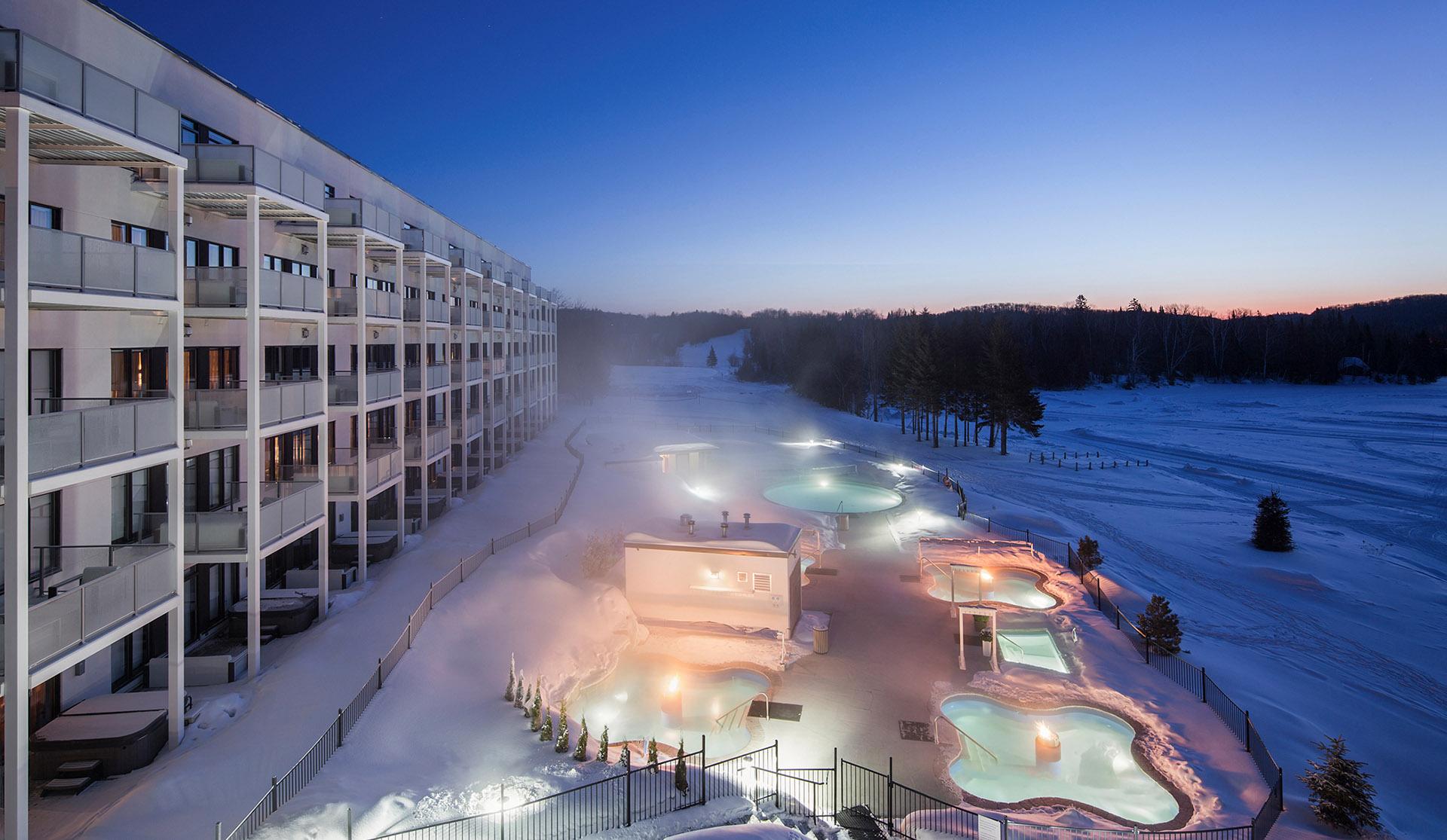 Hotel Cuisinette Quebec
